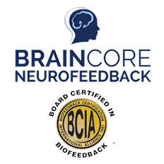 BrainCore and BCIA Board Certified In Biofeedback